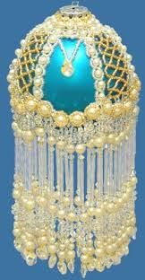 1057 best beaded ornaments images on beaded