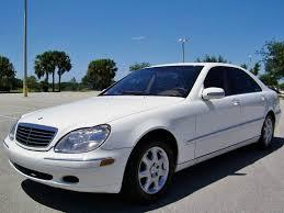 2002 s430 mercedes 2002 mercedes s class s430 4dr sedan in pompano fl