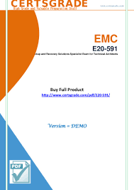emc e20 591 questions and answers