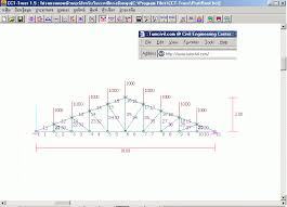Wood Structure Design Software Free by Wood Truss Design Software Free Download