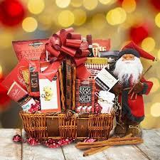 christmas wine gift baskets the and wine christmas gift basket yorkville s usa