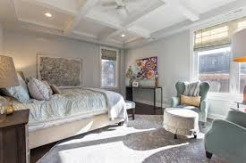 bedroom modern grey bedroom decor white matress white wood
