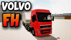 volvo heavy duty trucks atualização do heavy truck simulator com volvo fh youtube