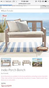 Patio Furniture Pottery Barn by Pin By Lindsay Wickman On Upstairs Deck Pinterest Decking