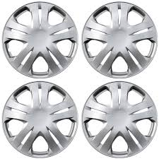nissan sentra hubcaps 2016 amazon com hub caps for select honda fit pack of 4 15 inch