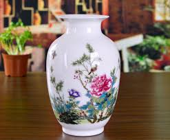 Hand Painted Chinese Vase Chinese Vase Famille Promotion Shop For Promotional Chinese Vase
