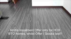 high end resilient vinyl flooring 2016 instalment offer for hdb