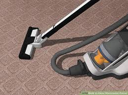 stainmasters carpet upholstery cleaning 3 ways to clean stainmaster carpet wikihow