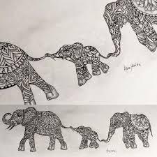 download simple indian elephant tattoo danielhuscroft com