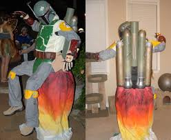 Boba Fett Halloween Costumes Incredible Homemade Halloween Costumes Incredible
