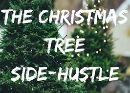 how to make money selling trees w an stand