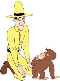 curious george clip art images cartoon clip art