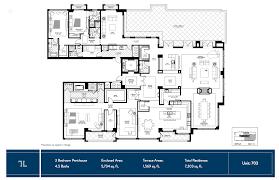 floorplan of the week 10 million dollar bethesda penthouse with