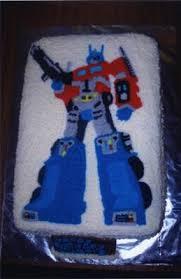 optimus prime cake pan optimus prime transformer made 3 buttercake mixs in a 14inch cake