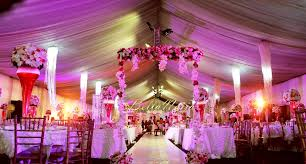 n traditional wedding venue decorations elegant decor a top