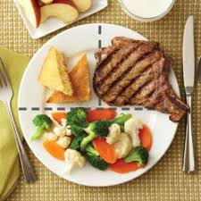 diabetic lunch meals plate method meal ideas diabetic living online