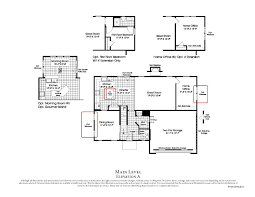 ryan homes chandler model floor plan home box ideas