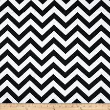 black and white fabric pattern premier prints zig zag black white discount designer fabric