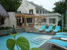 ideas for landscaping arafen with backyard designs pool and patio