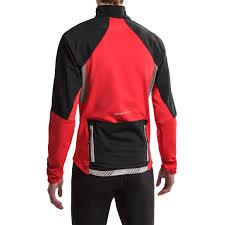 mtb softshell jacket pearl izumi p r o pursuit thermal soft shell jacket for men