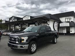 used 2015 ford f 150 for sale langley bc