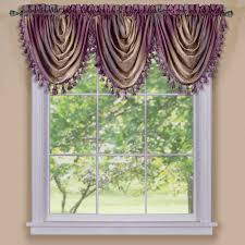 Purple Valances For Bedroom Bedroom 14 Inch Valance Balloon Valance Valance Window Treatment