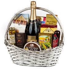 gift baskets san francisco wine congratulations gift basket wine and chagne gifts by san