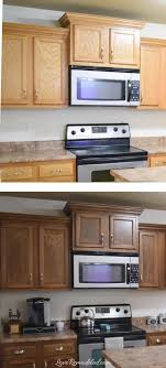 are stained kitchen cabinets out updating wood kitchen cabinets remodeled