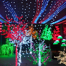 h 2m 1188 leds outdoor christmas pink white red yellow led