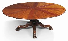 Jupe Dining Table A William Iv Mahogany Jupe Extending Dining Table By Johnstone