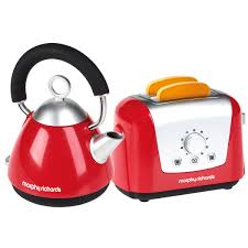 Morphy Richards Accent Toaster Red Magnificent 40 Casdon Morphy Richards Kitchen Set Decorating