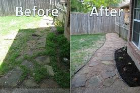 Backyard Pathway Ideas Diy Project Backyard Walkway Home Design Garden Architecture