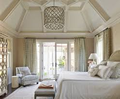 good looking bedroom ceiling light with window treatments wall