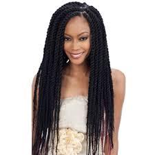 black cuban twist hair shake n go cuban twist braid 16