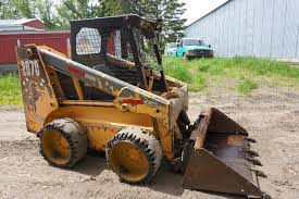 mustang bobcat large construction landscape equipment sale in waconia