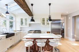 white kitchen with black island 45 luxurious kitchens with white cabinets guide