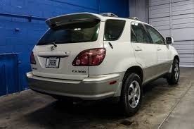 2000 lexus rx300 awd northwest motorsport