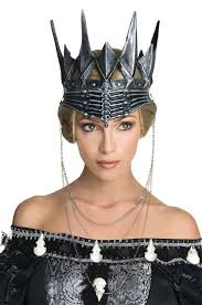 Halloween Costumes Evil Queen Evil Queen Ravenna Crown Costume Snow White U0026 Huntsman Gothic