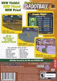 Wii Backyard Football by Backyard Football 2006 Box Shot For Playstation 2 Gamefaqs