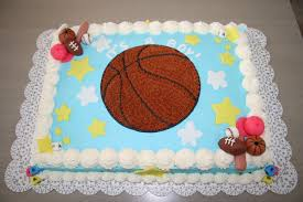basketball baby shower cake a photo on flickriver