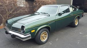 1975 chevy vega the 1970s cars a history of their response to newer demands