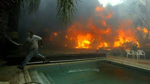 550 000 homes in southern california have the highest risk of fire