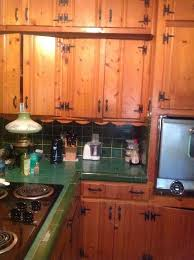 Knotty Pine Kitchen Cabinet Doors Best 25 Knotty Pine Kitchen Ideas On Pinterest For Awesome Home
