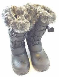 womens grey boots canada frye celia shearling lined fawn leather boots womens 10 back