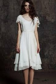 tea length wedding dresses uk boho wedding dress online shopping vividress uk store