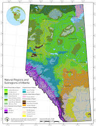 Canadian Rockies Map Maps The Last Great Intact Forest Landscapes Of Canada Atlas Of