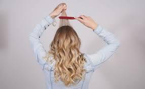 Frisuren Lange Haare Toupieren by Romantische Frisuren Selber Machen Anleitung Valentinstag T4f