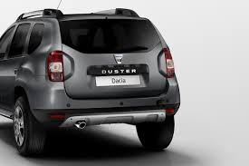 renault duster 2014 a mild restyle for 2014 dacia duster suv