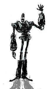 gabe lin sketchblog daily sketch 8 iron giant