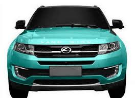ford range rover look alike can u0027t afford a range rover evoque the landwind x7 clone is four